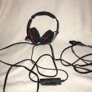 Turtlebeach headphones for ps3